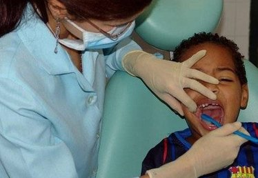 How Is a Tooth Extraction Performed on a Child?