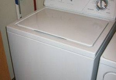How to Clean a Kenmore Washing Machine