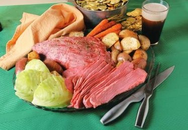How to Cook Corned Beef Round