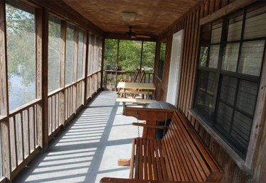 Ideas for a Screened-In Porch