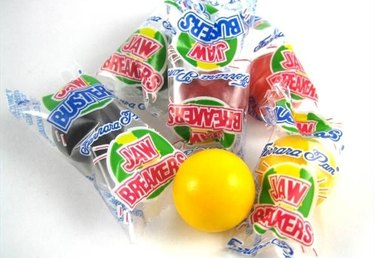 Jawbreakers Ingredients