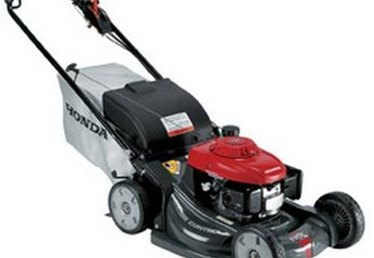 How to Set Up a Lawn Mower Shop