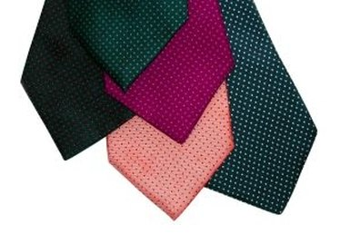 What to Do With Old Neckties?