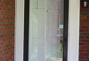 Storm Door Installation Instructions