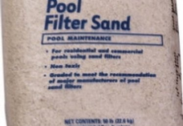 How to Replace the Sand in a Swimming Pool Filter