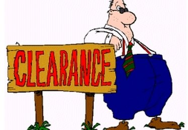 How to Make Money on Ebay Selling Clearance Items from Kmart