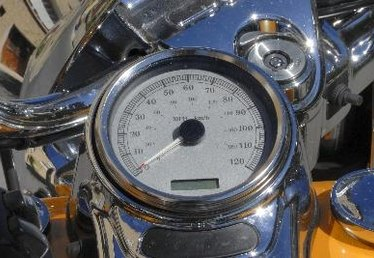 How to Calibrate a Harley Speedometer