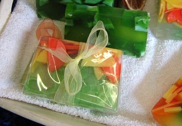 How to Package Soap for Sale
