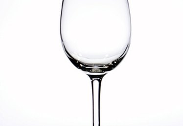 How to Paint on Wine Glasses Without Leaving Brush Strokes