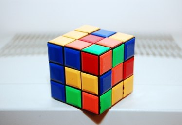 How a Rubik's Cube Is Made
