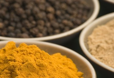 The Types of Turmeric
