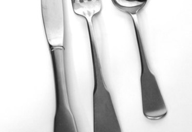 What Is Silver-Plated Flatware?