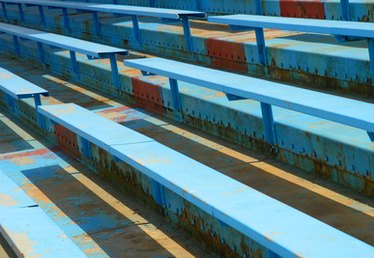How to Make Paper Bleachers