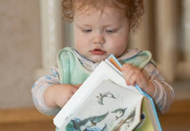 How to Inscribe a Baby Book