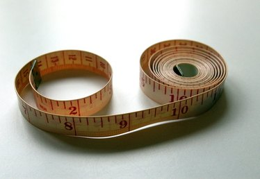 How to Read a Sewing Measuring Tape