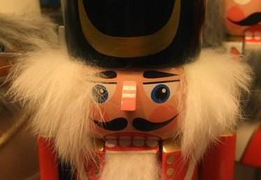 How to Paint a Nutcracker