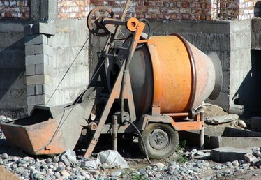 Electric Cement Mixer Maintenance