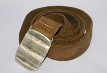 How to Make a Homemade Belt Buckle