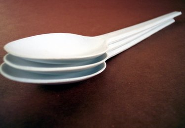 What Polymers Are Found in a Plastic Spoon?