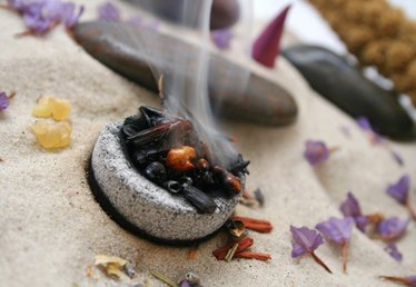 How to Make Rosemary Incense