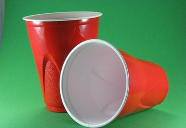 Plastic Cup Crafts
