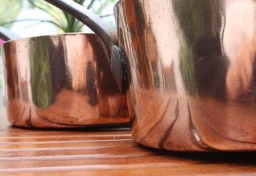How to Make Copper Pots