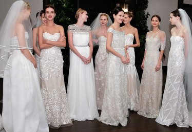 Top 10 Trends From Bridal Fashion Week