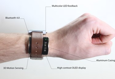Kickstarter project promises to make any watch smart