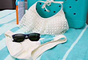 How to Wash a Bathing Suit