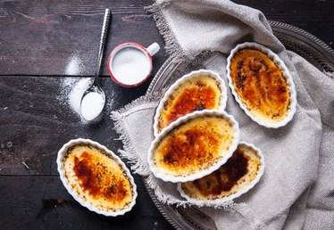 Easy to Make Decadent Creme Brulee Recipe