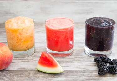 3 Boozy Slushies to Make All Summer Long