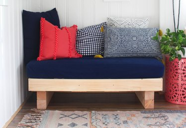 How to Make a Daybed for Kids