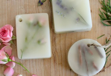 DIY Scented Wax Bars