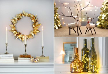 16 Inexpensive Ways to Decorate Your House for Christmas