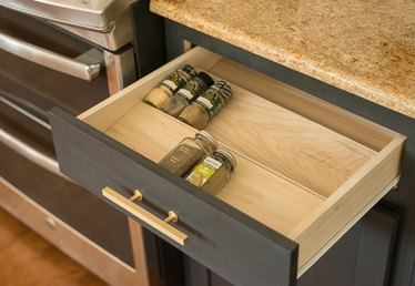 How to Make a Spice Drawer Organizer
