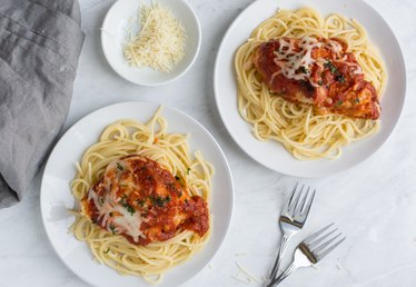 Instant Pot Recipe: Chicken Parmesan