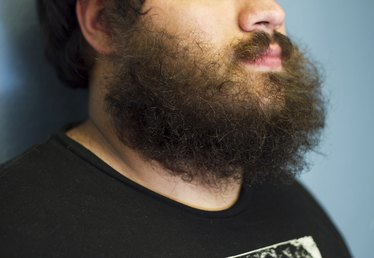 How to Straighten Your Beard Hair