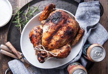 You Need to Try This Grilled Beer Can Chicken Recipe