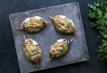 Seafood Lovers Fave: Stuffed Crab Recipe