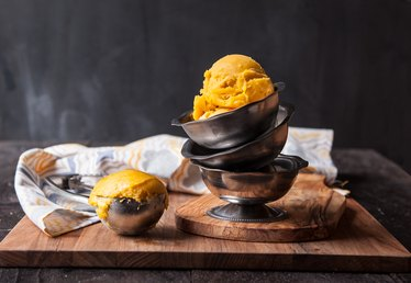 Homemade Mango Ice Cream Recipe