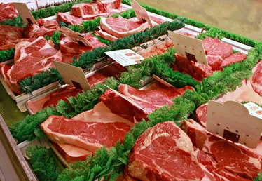 Cuts of Meat & Parts of the Cow