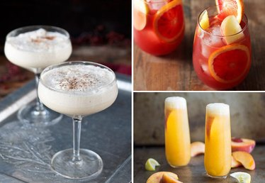 16 Swanky Cocktails to Ring in the New Year