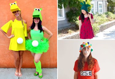 20 Cheap & Easy Homemade Halloween Costume Ideas for Adults