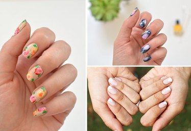 Swap Out Your Classic Paint Job for These 5 Nail Art Ideas