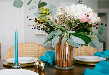 Learn How to Arrange a Seasonal Centerpiece
