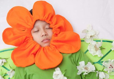 Five Ways to Make a Flower Costume