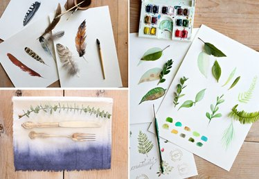 Call Yourself a Painter: 14 Ways to Use Watercolors