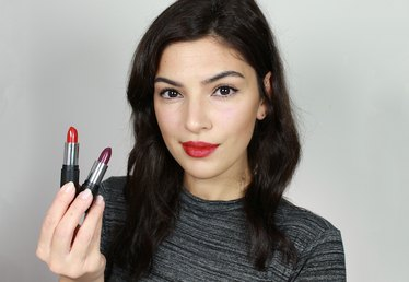 How to Wear a Bold Lip Color