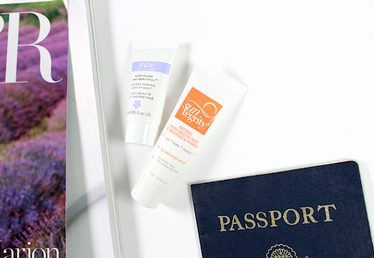 3 Skin Care Tips for When You're Traveling