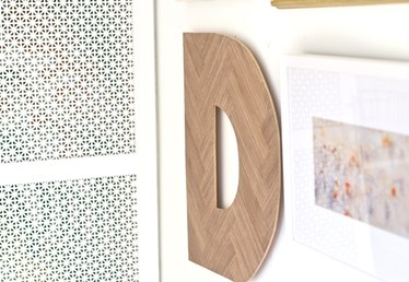 The 3 Best Ways to Hang Wooden Letters on a Wall